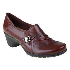 Earth Origins Roxanne Womens Slip-On Shoes