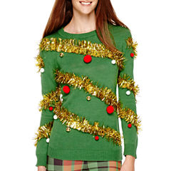 Ransom Long-Sleeve Christmas Sweater