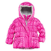 S Rothschild Puffer Jacket - Preschool  4-6x