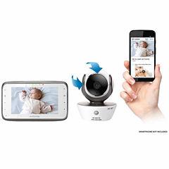 Motorola MBP854 Wi-Fi Digital Baby Monitor