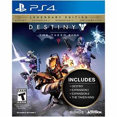 Destiny Taken King Legend Video Game-Playstation 4