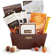 Lindt & Sprungli Fall Flavors Deluxe Basket