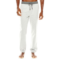 Hanes® Fleece Jogger Pajama Pants - Big & Tall