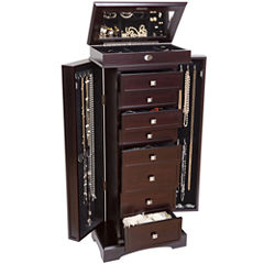 Mele & Co. Olympia Jewelry Armoire