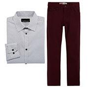 Van Heusen® Dress Shirt or Levi's® 510 Skinny Jeans - Boys 8-20