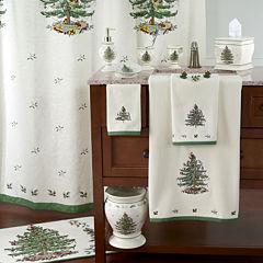 Spode® Christmas Tree Bath Collection
