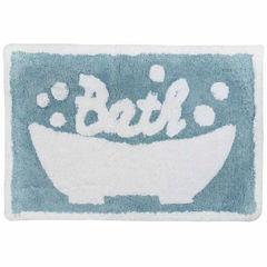 Park B Smith® Metro Farmhouse  Bath Rug