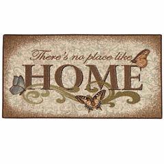 No Place Like Home Rug