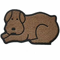 Panama TC Dog Doormat - 18