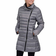 Champion® Long Insulated Puffer Jacket