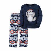 Carter's Boys Long Sleeve Kids Pajama Set-Baby