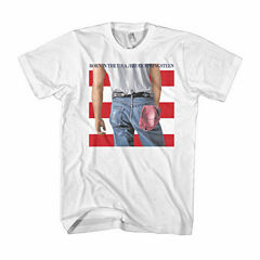 Springsteen Born in the USA Graphic Tee
