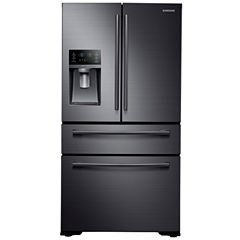 Samsung 29.7 cu. ft. 4-Door French Door Refrigerator in Stainless Steel