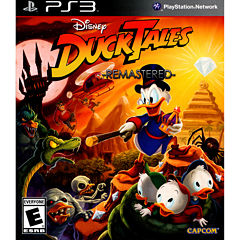 Ducktales Remastered Video Game-Playstation 3