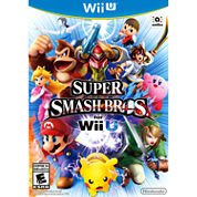 Super Smash Bros Video Game-Wii