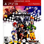 Kingdom Hearts 1.5 Remix Video Game-Playstation 3
