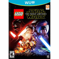 Lego Star Wars Force Awakens Video Game-Wii U