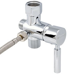 Brondell HOT/COLD Mixing Valve Upgrade KitBidet Attachment