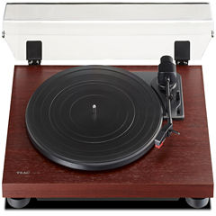 Teac TN-100 Belt-Drive Turntable with Preamp and USB