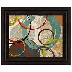 Away We Go II Framed Art