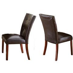 Steve Silver Co Maxton 2-pc. Side Chair