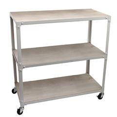 Ezdo 3-Drawer Drawer Storage Cart