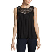 a.n.a Lace Tank Top