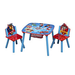 Paw Patrol Storage Table and Chairs