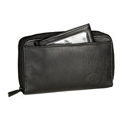 Buxton® Heiress Double Zip Indexer Wallet