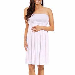 24/7 Comfort Apparel Sundress-Plus Maternity