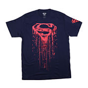 Superman™ Shield Drip Tee
