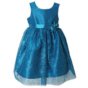 Lilt Sleeveless Party Dress - Toddler