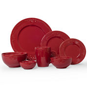 JCP Home Scroll 56-pc Dinnerware Set