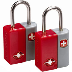 SwissGear® Travel Sentry® Set of 2 Key Locks