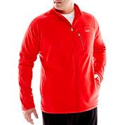 ASICS® Essential Full–Zip Fleece Hoodie–Big & Tall