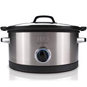 TRU Cast Aluminum Slow Cooker
