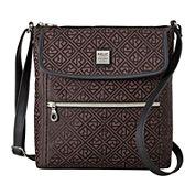 Relic Erica Logo Flap Crossbody Bag
