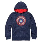 Marvel® Captain America Hoodie - Boys 8-20
