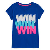 Xersion V-Neck Graphic T-Shirt - Girls 7-16 and Plus