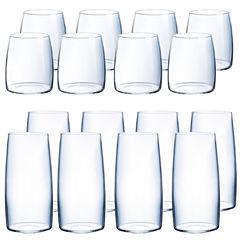Luminarc 16-pc. Drinkware Set