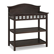 Thomasville Kids 2-Shelf Changing Table - Espresso