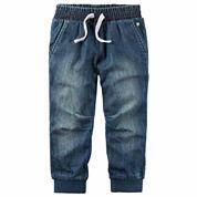Carter's Cotton Jogger Pants - Preschool
