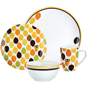 Rachael Ray® Little Hoot 4-pc. Place Setting