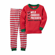 Carter's Boys Long Sleeve Kids Pajama Set-Toddler