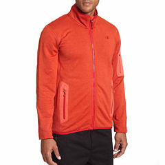 Champion Mens 4-Way Stretch Sports Knit Jacket