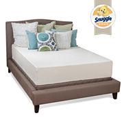 Snuggle Home Tight-Top Gel Memory Foam Mattress