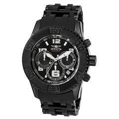 Invicta Mens Black Bracelet Watch-22454