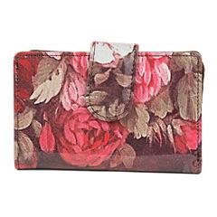 Mundi S&P Romantic Floral Indexer Wallet