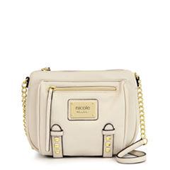 nicole By Nicole Miller Cassie Crossbody Bag