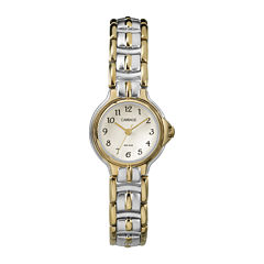 Carriage by Timex® Womens Two-Tone Stainless Steel Bracelet Watch C3C3539J